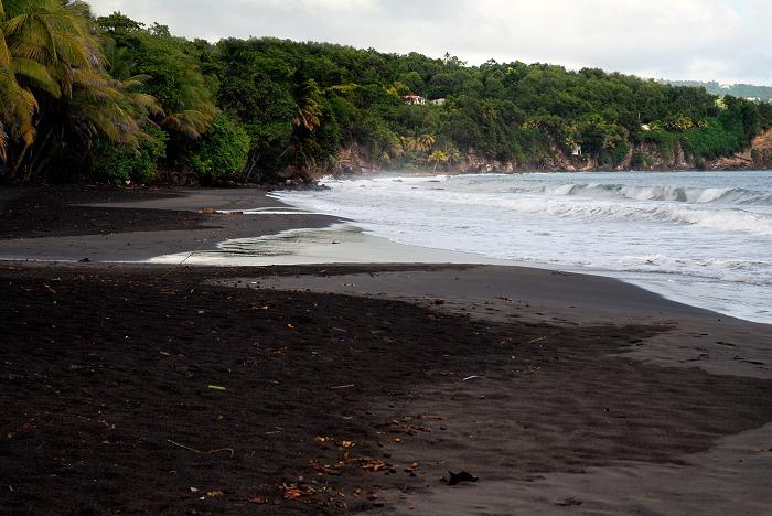 plage sable noir guadeloupe 1