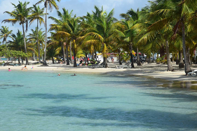 Sainte anne ville touristique en guadeloupe le lagon bleu - Sainte anne guadeloupe office du tourisme ...
