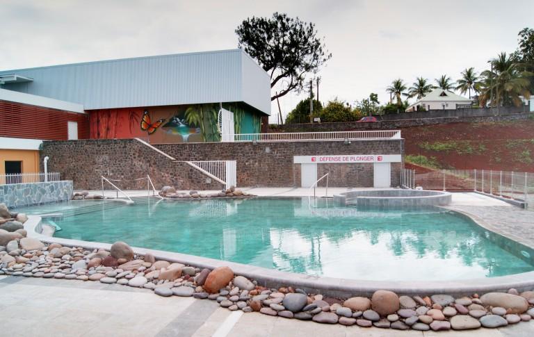 Ravine Chaude, source de Bien-Être en Guadeloupe