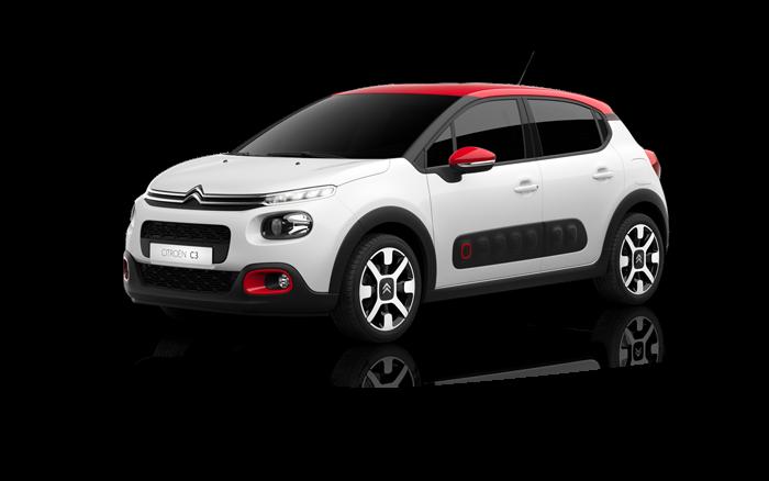 Louez La Citroën C3