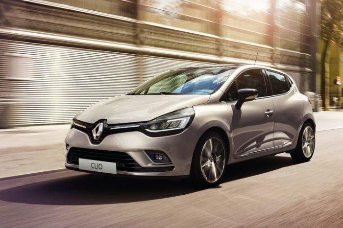 Louez La Renault Clio