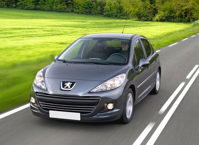 Louez la Peugeot 207 Plus