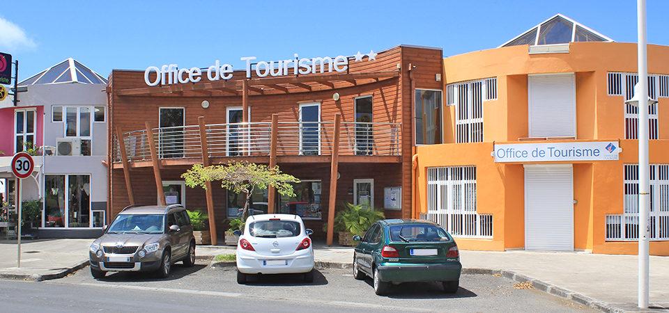 LES OFFICES DE TOURISME DE LA GUADELOUPE