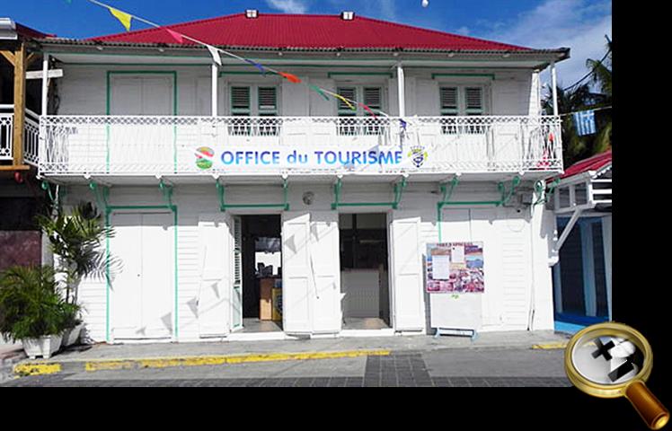 Les offices de tourisme de la guadeloupe - Office de tourisme sainte anne guadeloupe ...