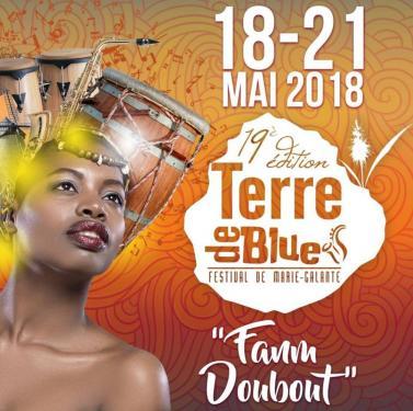 Vivez la 19ème édition du festival de Marie-Galante, Terre de Blues, du 18 au 22 mai 2018