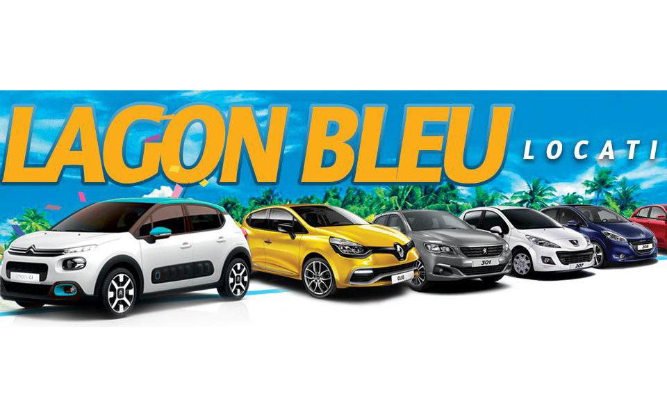 Location de voiture en guadeloupe avec le lagon bleu